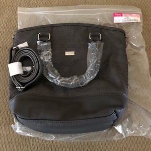 Thirty One Paris Handbag in City Charcoal